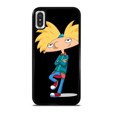 HEY ARNOLD-iphone-x-case-cover