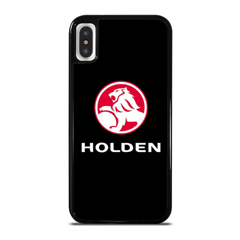 HOLDEN LOGO iPhone X / XS Case - Best Custom Phone Cover Cool Personalized Design