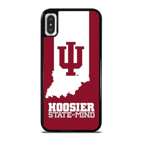 HOOSIER-STATE-OF-MIND-INDIANA-iphone-x-case-cover