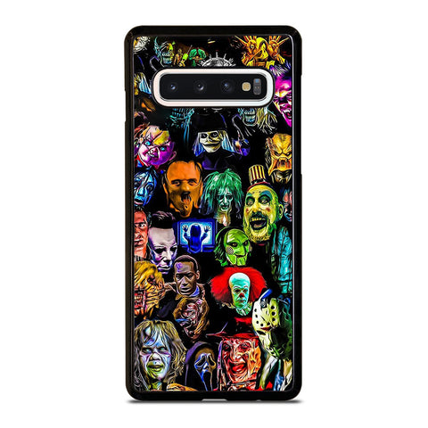 HORROR COLLECTION Samsung Galaxy S5 S6 S7 Edge S8 S9 S10 Plus 5G Note 5 8 9 10 10+ Case - Custom Phone Cover Design