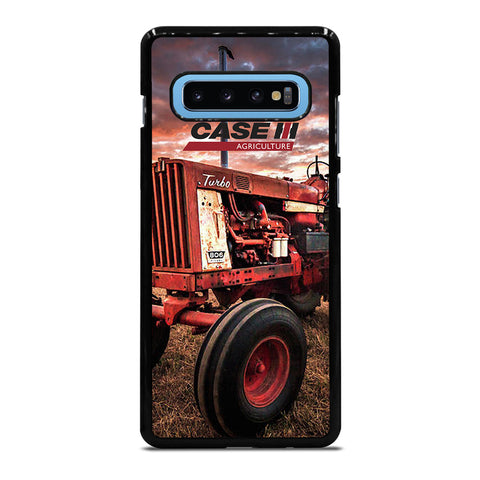 IH INTERNATIONAL HARVESTER RETRO TRACTOR Samsung Galaxy S10 Plus Case - Best Custom Phone Cover Cool Personalized Design