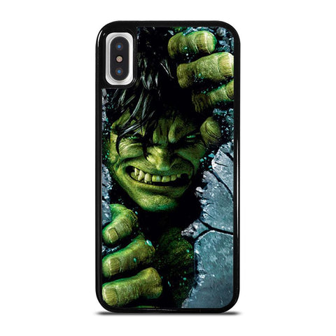 INCREDIBLE HULK MARVEL-iphone-x-case-cover
