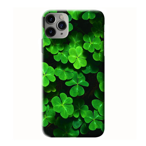 IRISH SHAMROCK CLOVER.jpg iPhone 6/6S 7 8 Plus X/XS XR 11 Pro Max 3D Case - Cool Custom Cover Personalized Design