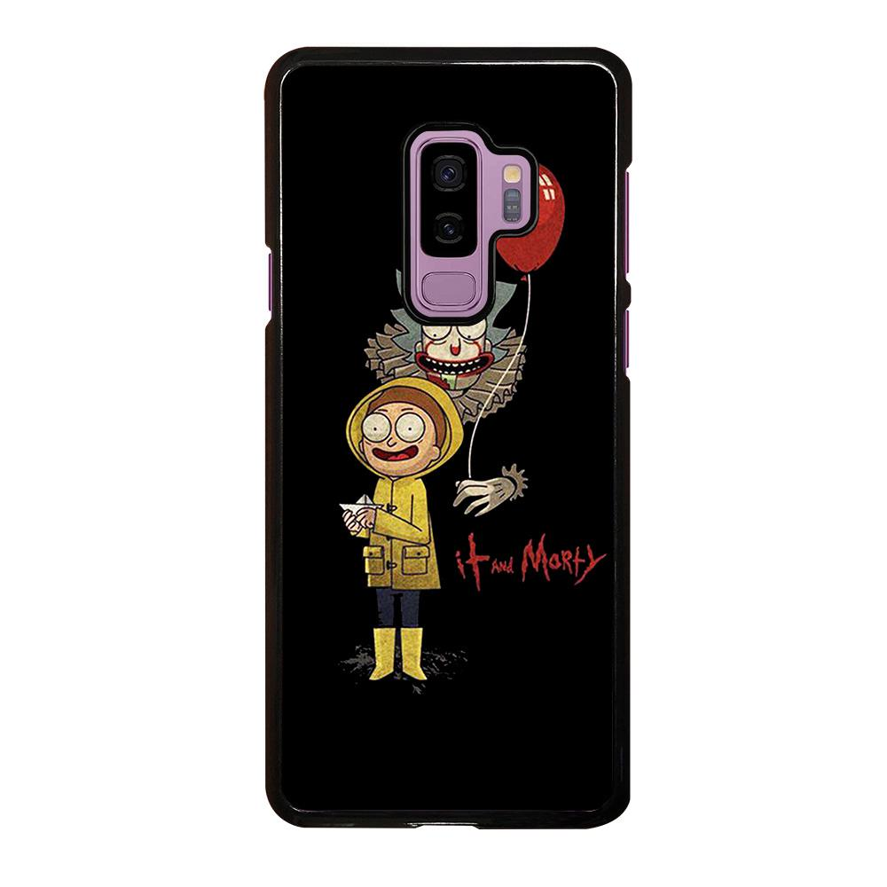 check out ee4d0 84186 IT RICK AND MORTY Samsung Galaxy S9 Plus Case Cover - Favocase