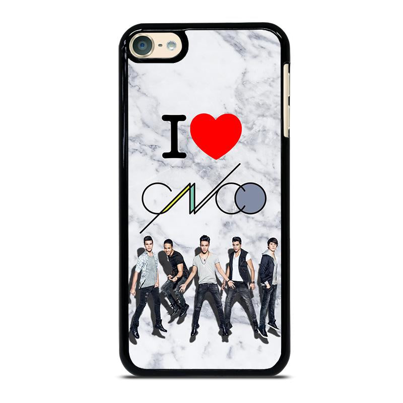 san francisco dae33 8c1d1 I LOVE CNCO MARBLE iPod Touch 6 Case Cover - Favocase