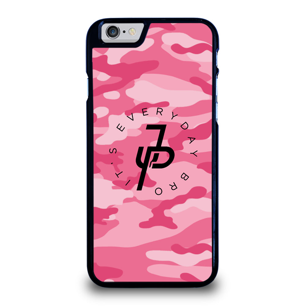 quality design b439b 9f5eb JAKE PAUL PINK CAMO iPhone 6 / 6S Case Cover - Favocase