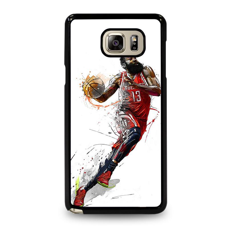 JAMES HARDEN 13 HOUSTON ROCKETS Samsung Galaxy Note 4 Case Cover - Favocase