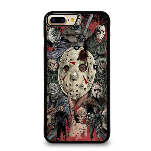 JASON FRIDAY THE 13TH 3 iPhone 7 Plus Case Cover
