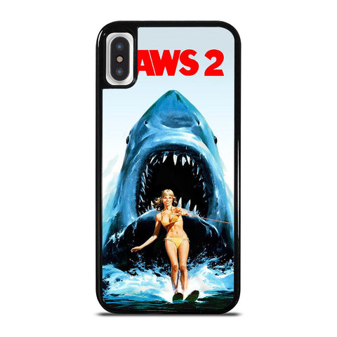 JAWS 2 SHARK-iphone-x-case-cover