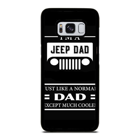 JEEP DAD QUOTE-samsung-galaxy-S8-case-cover