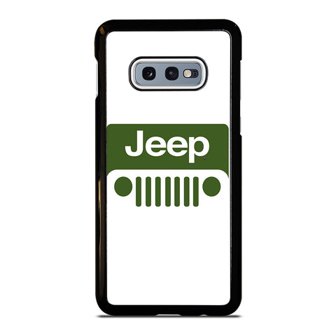 JEEP LOGO-samsung-galaxy-S10e-case-cover