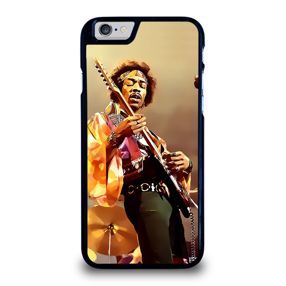 Jimi Hendrix 6 iphone case