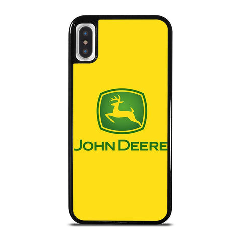 JOHN DEERE LOGO-iphone-x-case-cover