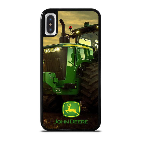 JOHN DEERE TRACTOR,-iphone-x-case-cover