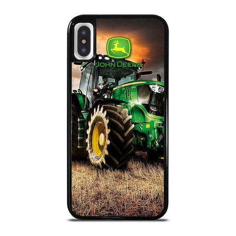 JOHN DEERE TRACTOR 2-iphone-x-case-cover