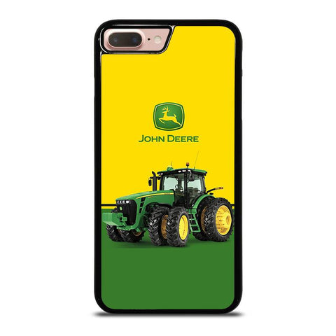JOHN-DEERE-WITH-TRACTOR-iphone-8-plus-case-cover