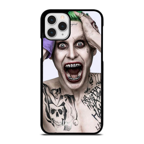 JOKER JARED LETO-iphone-11-pro-max-case-cover