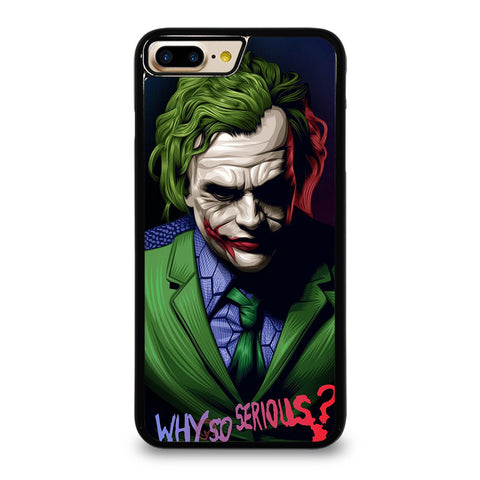 JOKER WHY SO SERIOUS-iphone-7-plus-case-cover