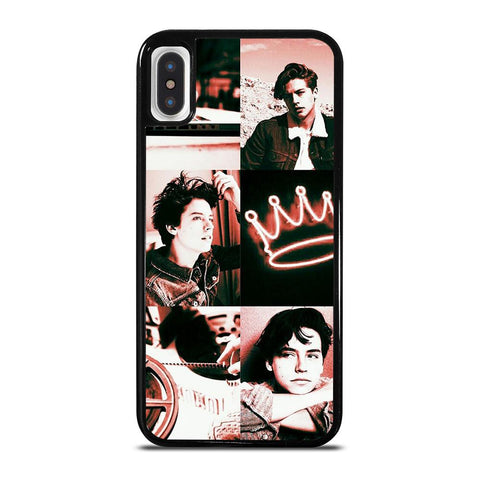 JUGHEAD JONES RIVERDALE 2-iphone-x-case-cover