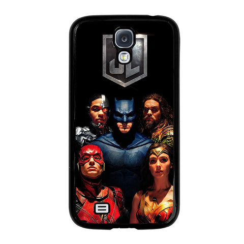 JUSTICE LEAGUE SUPERHEROES-samsung-galaxy-S4-case-cover