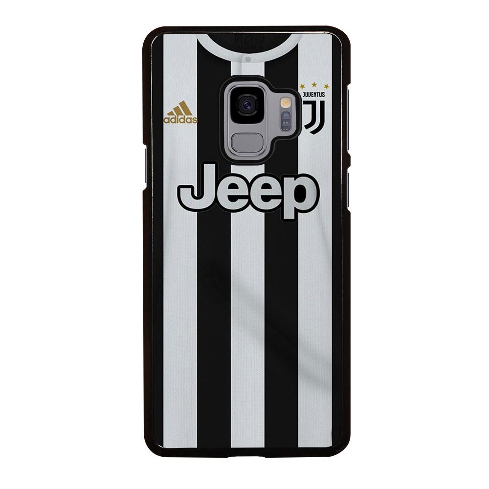 promo code cf791 43c49 JUVENTUS JEEP FOOTBALL JERSEY KIT Samsung Galaxy S9 Case Cover - Favocase