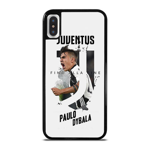 JUVENTUS PAULO DYBALA-iphone-x-case-cover