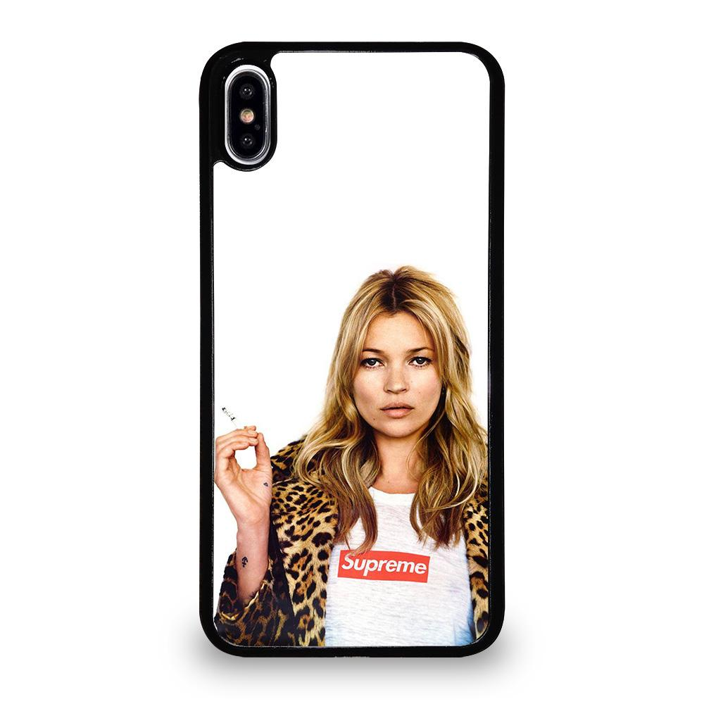 Kate Moss Supreme Iphone Xs Max Case Cover Favocase