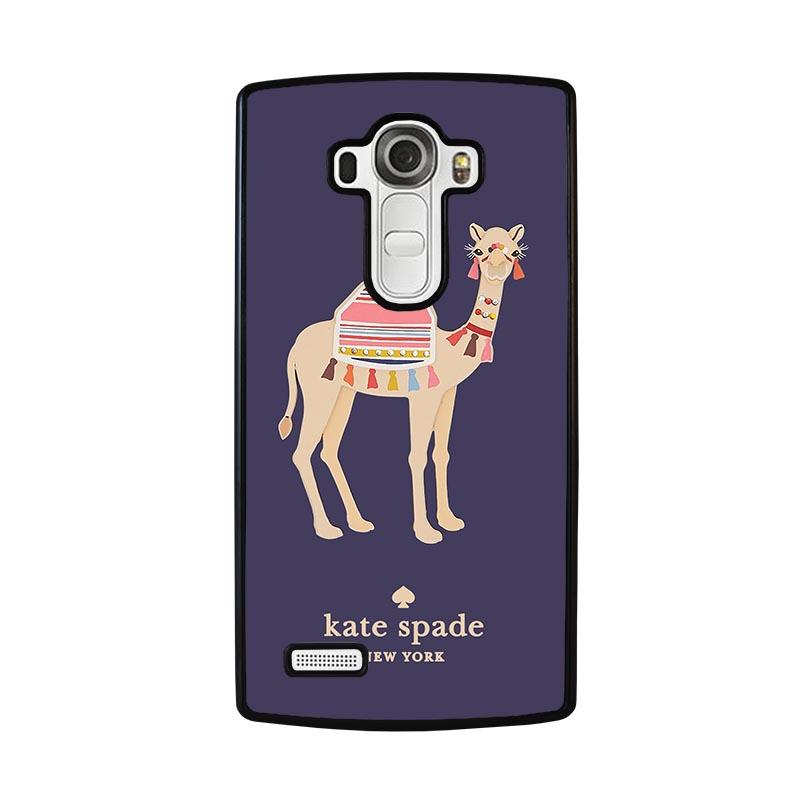 online retailer b1741 5b379 KATE SPADE APPLIQUE CAMEL LG G4 Case Cover - Favocase