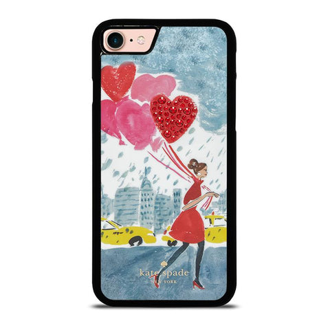 KATE SPADE BALLOON SPARKLE-iphone-8-case-cover