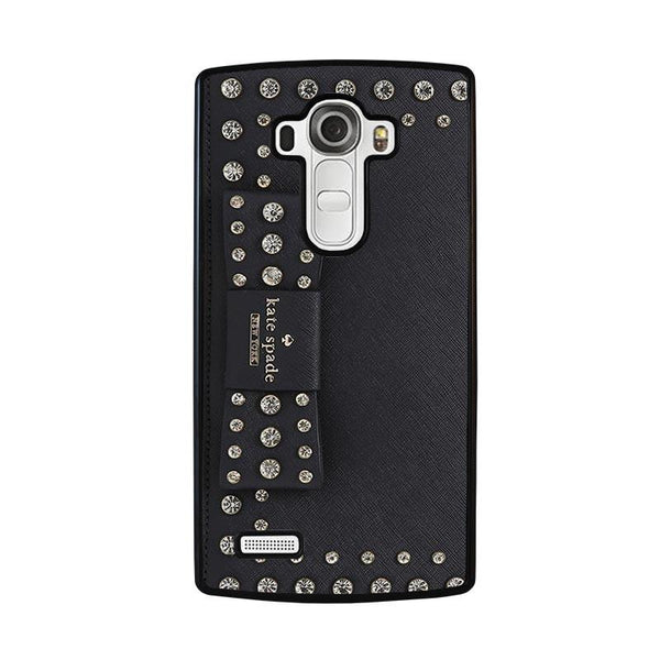buy online 77d92 de302 KATE SPADE DIAMOND WALLET LG G4 Case Cover