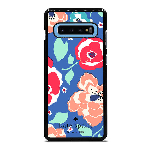 KATE SPADE MAKE A SPLASH Samsung Galaxy S4 S5 S6 S7 S8 S9 S10 S10e Edge Plus Note 4 5 8 9 Case Cover