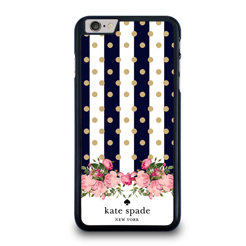 new style f3cd5 8576c KATE SPADE NEW YORK POLKADOTS FLORAL iPhone 6 / 6S Plus Case Cover -  Favocase