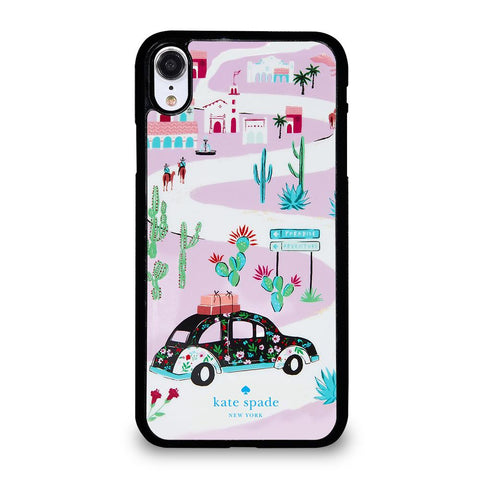 KATE SPADE NEW YORK ROAD TRIP-iphone-xr-case-cover