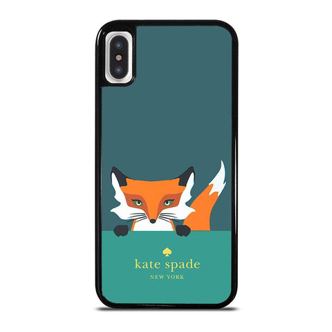 KATE-SPADE-NOVELTY-FOX-iphone-x-case-cover