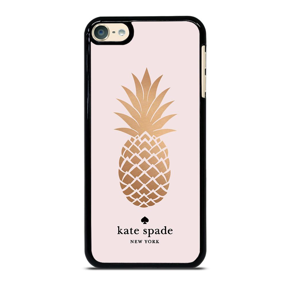 super popular c119e 65245 KATE SPADE PINEAPPLE iPod Touch 6 Case Cover - Favocase