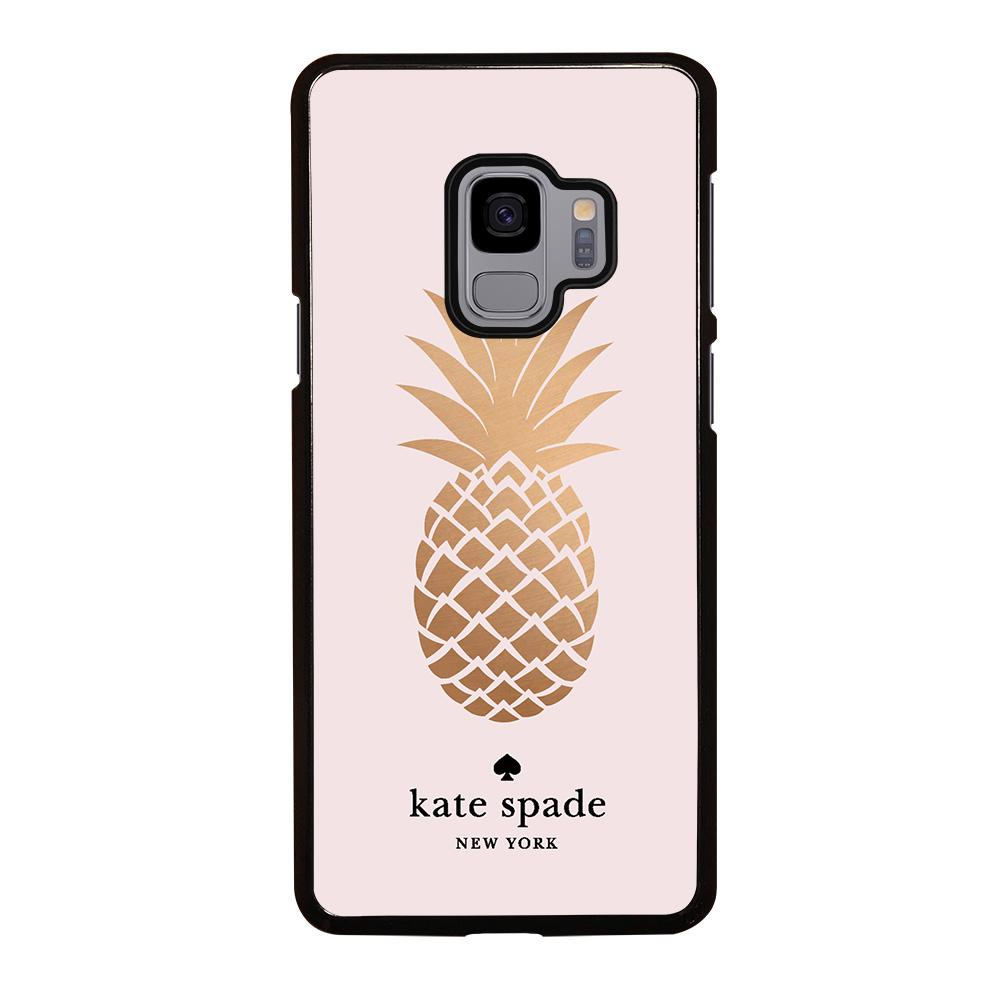 on sale 240bd 66ef1 KATE SPADE PINEAPPLE Samsung Galaxy S9 Case Cover - Favocase