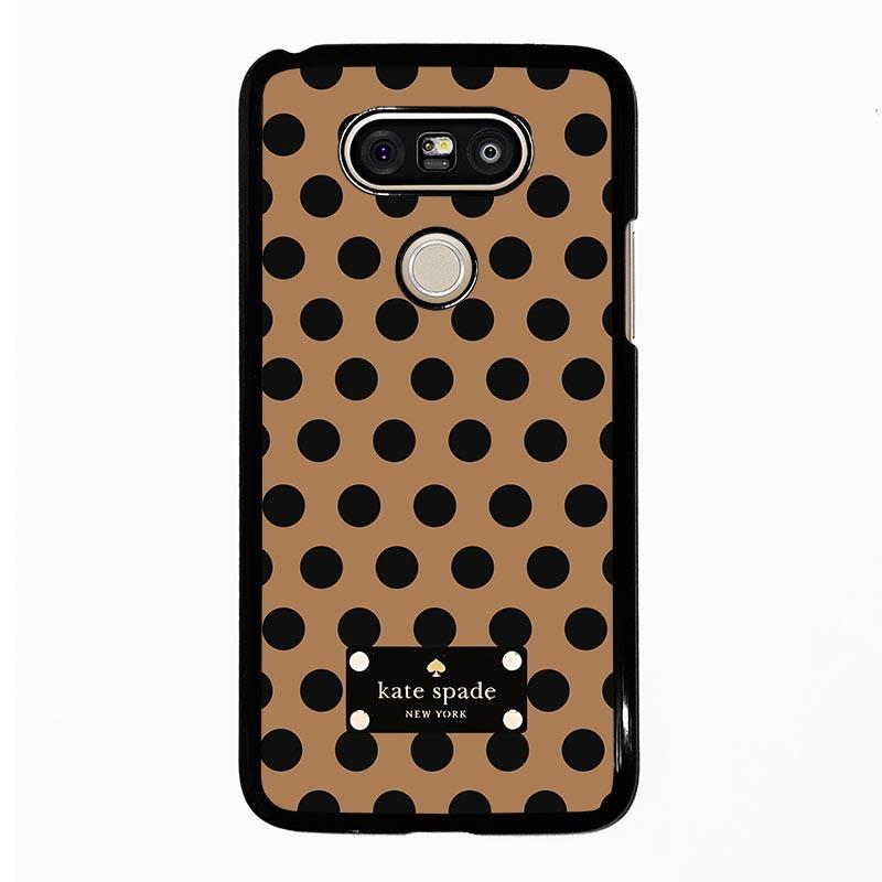 the latest fc153 61cd3 KATE SPADE POLKADOTS LG G5 Case Cover - Favocase