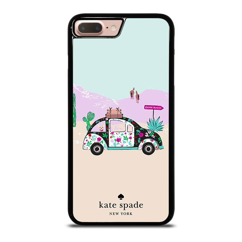 official photos c2f15 90cfc KATE SPADE ROAD TRIP iPhone 8 Plus Case Cover - Favocase