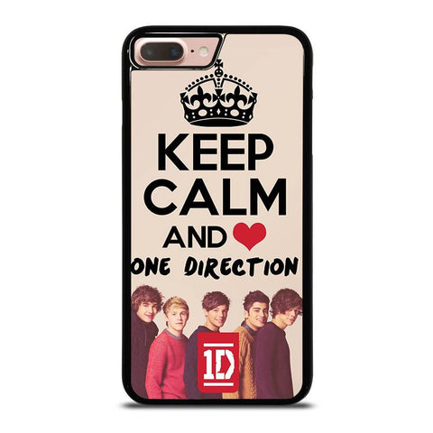 KEEP-CALM-AND-LOVE-ONE-DIRECTION-iphone-8-plus-case-cover