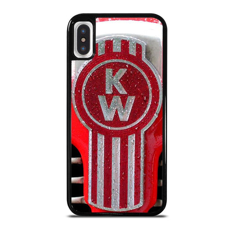 KENWORTH TRUCK EMBLEM-iphone-x-case-cover