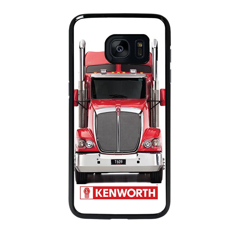 Truck Edge Mobile >> Kenworth Truck Front Samsung Galaxy S7 Edge Case Cover Favocase