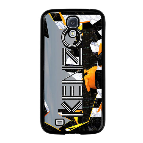 KENZO PARIS 3D LOGO-samsung-galaxy-S4-case-cover