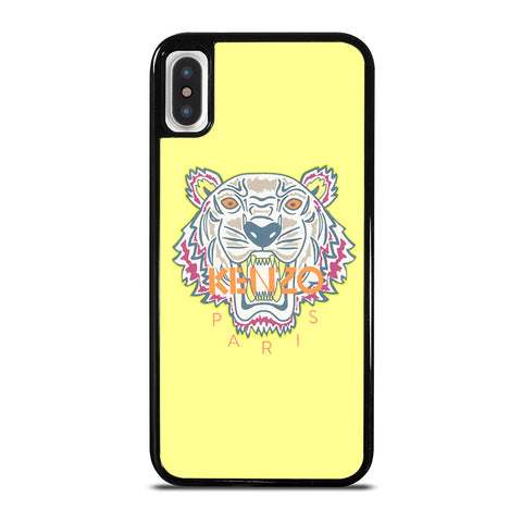 KENZO PARIS CASE iPhone X / XS Case - Best Custom Phone Cover Cool Personalized Design