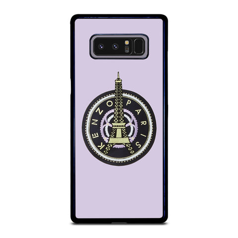 KENZO PARIS EIFFEL TOWER LOGO-samsung-galaxy-note-8-case-cover