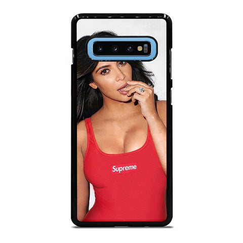 KIM KARDASHIAN SUPREME 2 Samsung Galaxy S4 S5 S6 S7 S8 S9 S10 S10e Edge Plus Note 4 5 8 9 Case Cover