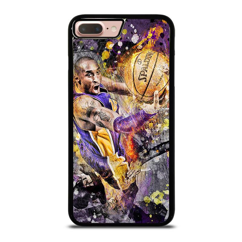 low priced af50b 86b71 KOBE BRYANT iPhone 8 Plus Case Cover - Favocase