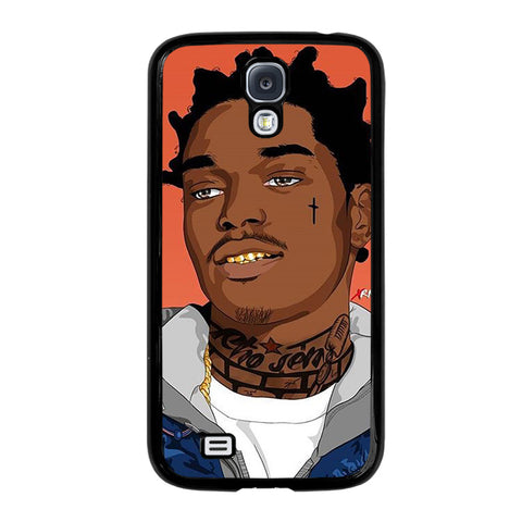 KODAK BLACK CARTOON 2-samsung-galaxy-S4-case-cover