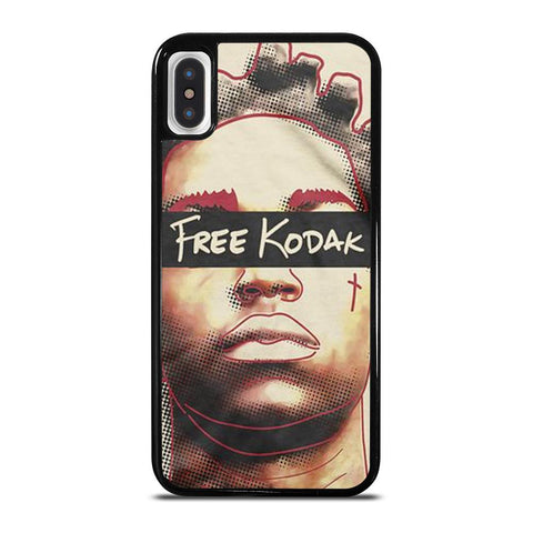 KODAK BLACK FREE-iphone-x-case-cover