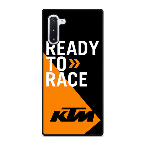 KTM READY TO RACE 2-samsung-galaxy-note-10-case-cover