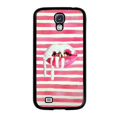 KYLIE JENNER LIPS STRIP-samsung-galaxy-S4-case-cover